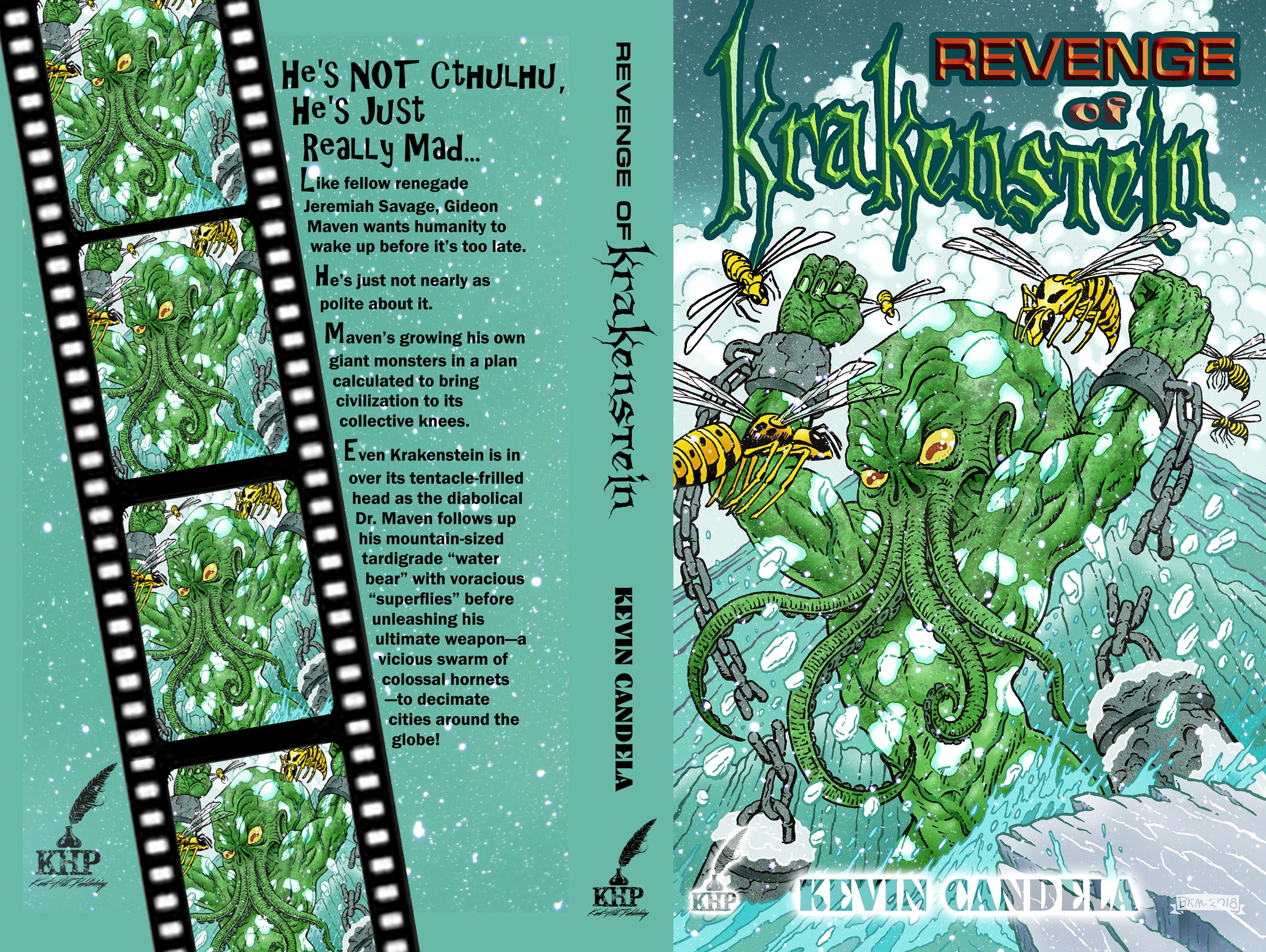 Revenge of Krakenstein Cover Wrap for Createspace.jpg